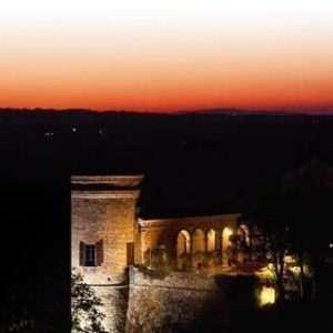 A luxury tour to Scipione castle with aperitif