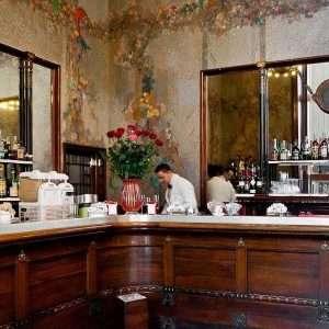 Camparino, cafè in Milan