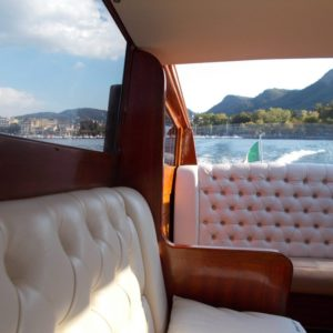 Private mini-cruise on Lake Como