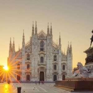 Milan, Duomo square