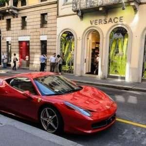 Shopping Milano