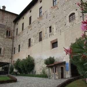 Angera Fortress, Lake Maggiore
