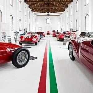 Ferrari experience Maranello