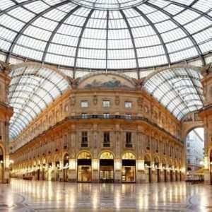 Milan - Galleria Vittorio Emanuele