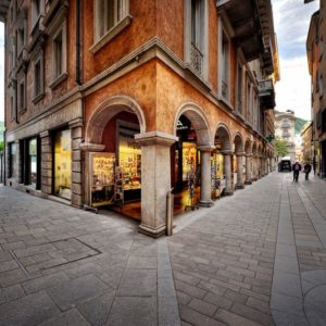 Via Nassa, Lugano