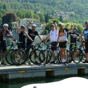 A bike experience between Lake Maggiore and Lake Mergozzo