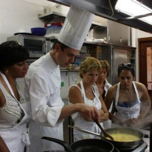 An exclusive private cooking class in Bellagio