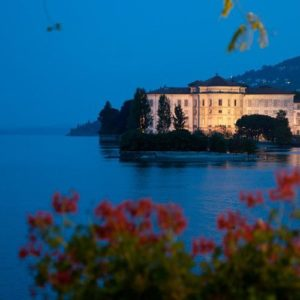 Isola Bella by night