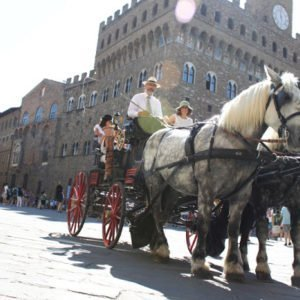 Florence by coach