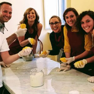 A cooking Class and lunch at the Pope's summer residence