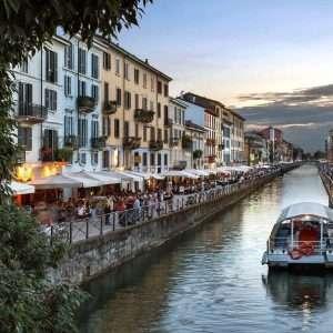 Navigli canals tour - Milan