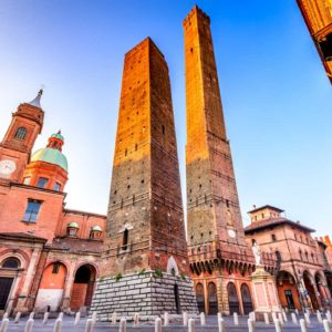 Bologna and its towers